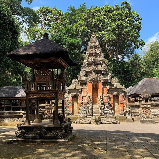 sacred temples in ubud bali
