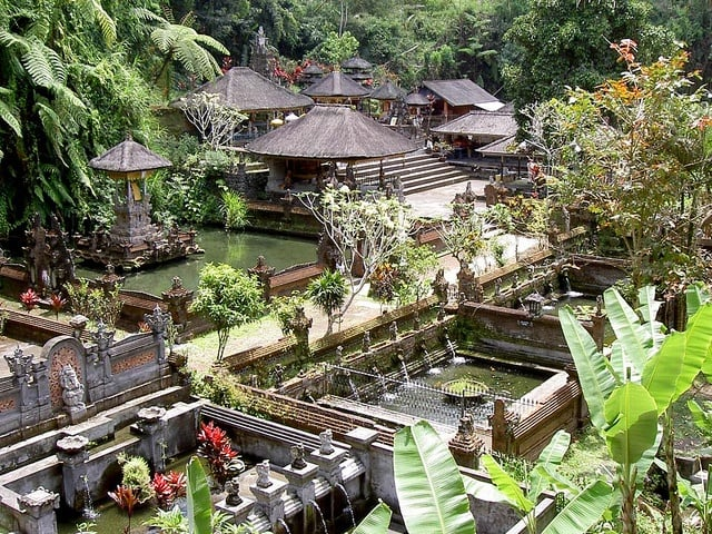 hidden tourist places in ubud bali