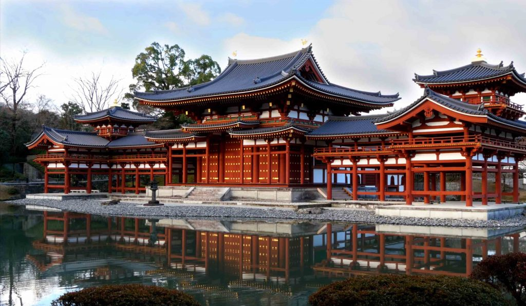 byodoin temple japan
