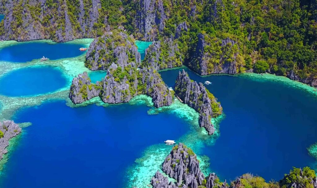 where to go instead of bali, palawan