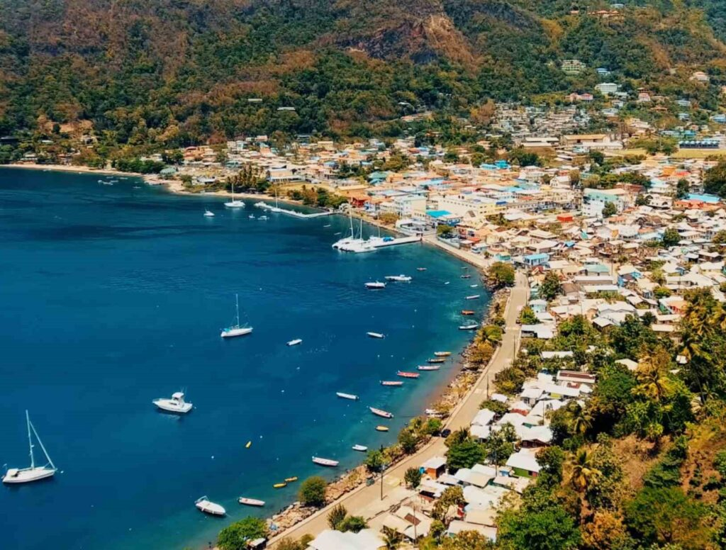 st lucia - worthy places to visit in caribbean